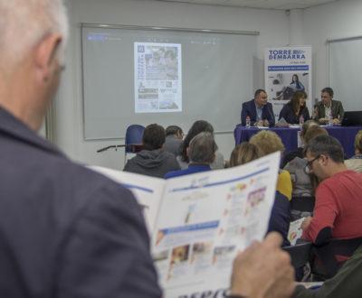 Galeria d'imatges de la presentació del primer número del Torredembarra Actualitat