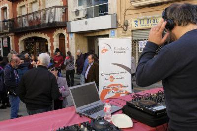 L'Onada celebra enguany el Vermut electrònic solidari a la plaça de l'Escorxador