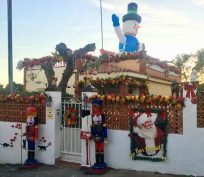 La casa del Baix Gaià on es viu més el Nadal