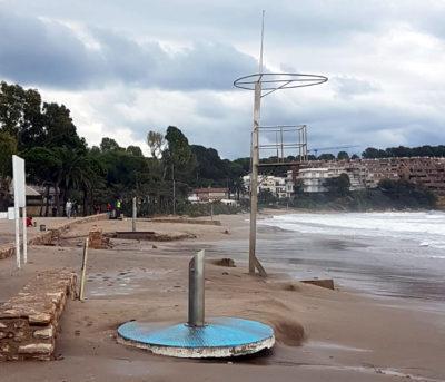 Altafulla es posa en mans d'un expert en gestió del litoral per millorar la seva platja