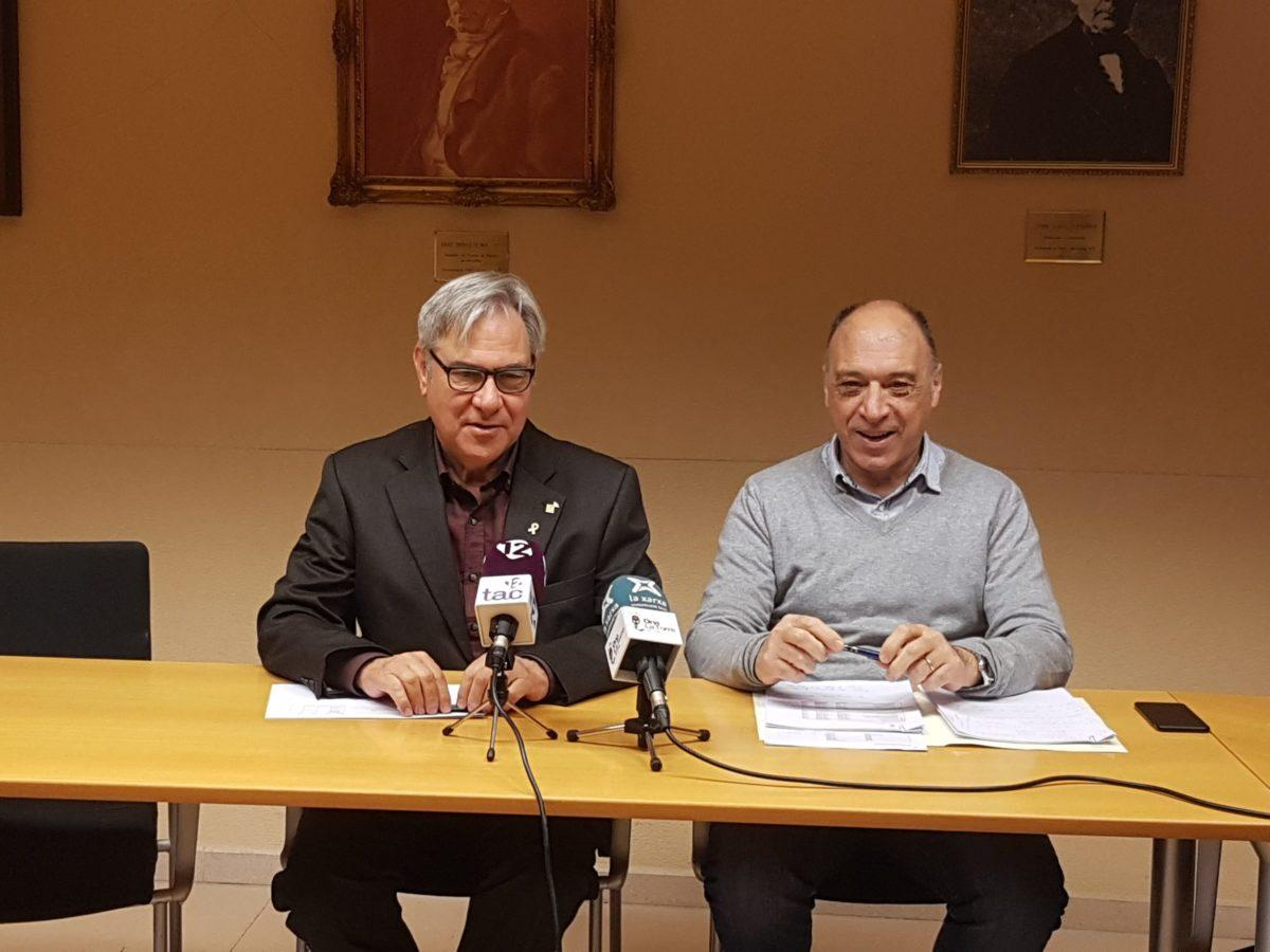 Eduard Rovira i Josep Maria Guasch