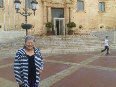 Mor Ana Marín, la primera regidora que va tenir Torredembarra