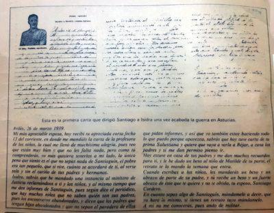 De Santiaguín Cordero a Jacques Chirac (i II)