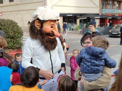 GALERIA D'IMATGES l El nou Home dels Nassos arriba a Torredembarra