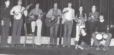 Roca Foradada: el recordat Grup de Folk de la Torre (1973-1977)