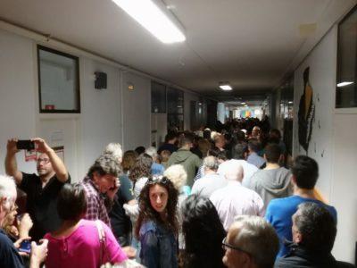 Arxiven la investigació per l'organització del referèndum de l'1-O a Torredembarra