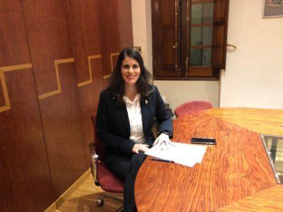 La regidora d'UNICAT-ERC del Catllar Ariadna Tous renuncia a l'acta