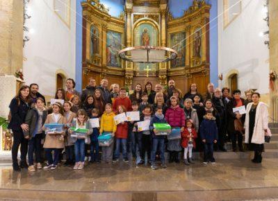 Lliurats els premis als millors pessebres de Torredembarra