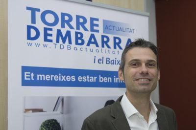 El director del Torredembarra Actualitat, Jordi Salvat, presentarà l'Opuscle de la Setmana Santa de Torredembarra 2020