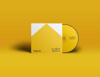 Sortegem dos CD de Casa Nova el nou treball del grup torrenc Tres