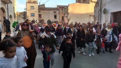 Mes Carnavals al Baix Gaià