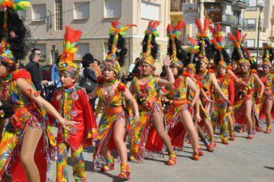 IMATGES l Carnaval de Torredembarra 2020