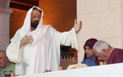 Mor als 61 anys l'altafullenc Julià Pérez, el 'Jesucrist' del Camí de la Creu