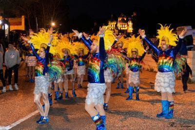Els Salats i La Disbauxa es reparteixen els premis al Carnaval de la Pobla de Montornès