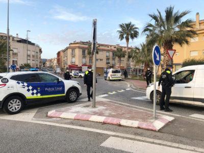 La Policia Local de Roda de Berà, la que més denuncia per no respectar l'estat d'alarma