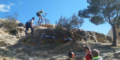 La Copa Tarragona de Trial arrenca al Catllar
