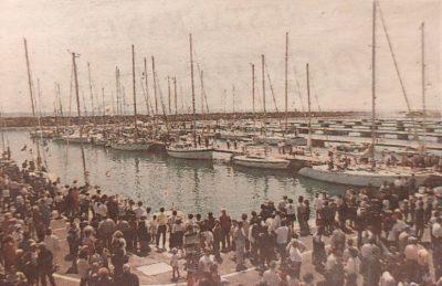 S'inaugura el port, es presenta la depuradora municipal i Iris Figuerola guanya el Premi Isabel de Villena