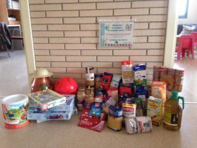 Campanya de recollida d'aliments de Càritas del Catllar aquesta setmana