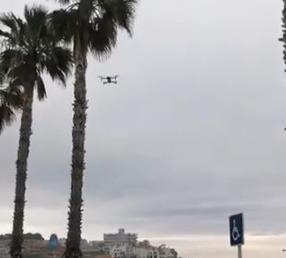 La Policia Local d'Altafulla controlarà el compliment del confinament amb un dron