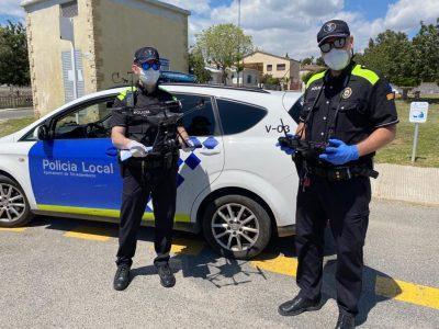 Un dron ajudarà la Policia Local de Torredembarra a enxampar els qui no compleixin el confinament