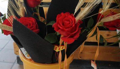 El Grup La Rasa impulsa una iniciativa per poder regalar roses aquest Sant Jordi