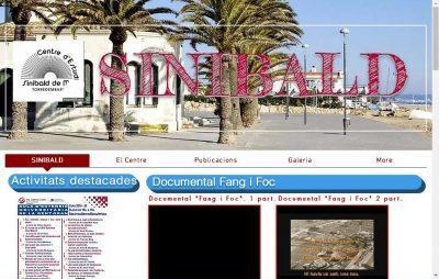 El Centre d'Estudis Sinibald de Mas actualitza la seva web amb nous continguts