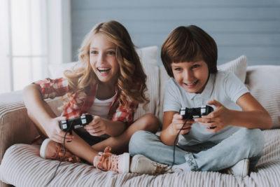 Nens i videojocs: consells per a un bon ús