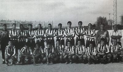 Un equip històric que compleix 25 anys