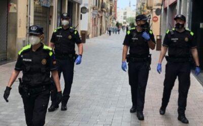 Una plaça per cada setze aspirants a formar part de la Policia Local de Torredembarra
