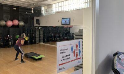 Els gimnasos ja estan oberts malgrat la confusió al voltant de la informació oficial