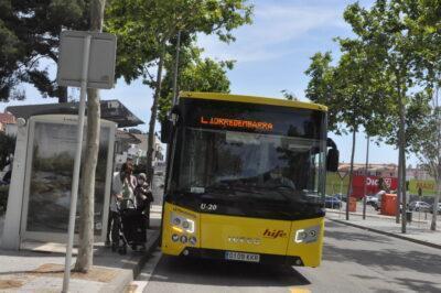 El servei de bus urbà de Torredembarra recupera totes les línies i els horaris habituals el 29 de juny