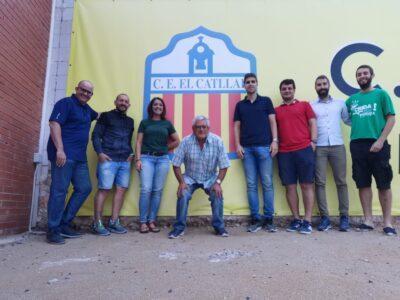 Cesc Armengol agafa la presidència del CE El Catllar liderant un equip jove