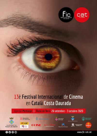 El FIC-CAT 2020 ja té cartell, obra de Raül Riera