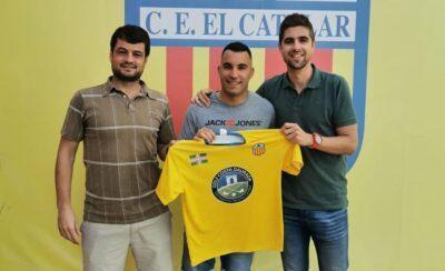Els primers fitxatges del CE Catllar per la temporada vinent reforcen el seu atac