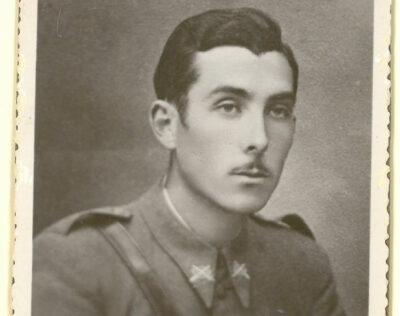 El meu company tinent n'Antoni Sonsona, enamorat i enyoradís del seu poble, Torredembarra (1916-1938)
