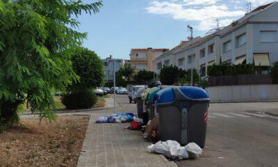 S'obrirà un expedient a l'empresa que s'encarrega de la recollida d'escombraries de Torredembarra