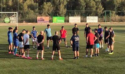 El CE El Catllar anuncia un cas de Covid-19 al seu primer equip i suspèn els entrenaments