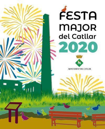 El Catllar ja té el seu programa de la Festa Major 2020