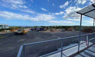 Reciclats Contesalp obre la primera planta de reciclatge del Baix Gaià