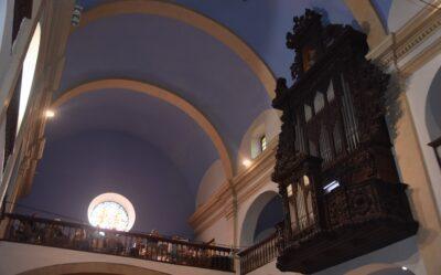 Concert d'orgue barroc el pròxim 11 d'agost a l'església de Sant Pere Apòstol de Torredembarra