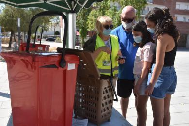 La recollida porta a porta de la matèria orgànica a Torredembarra recupera l'horari d'hivern dimecres que ve