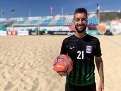 Llorenç Gómez aspira a l'Euro Winners Cup a les files de l'Artur Music ucraïnès