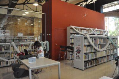 La Biblioteca Mestra Maria Antònia entra aquesta setmana en la 'nova normalitat'