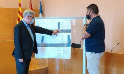 Torredembarra invertirà més d'un milió d'euros en seguir transformant l'antiga N-340 en una via urbana