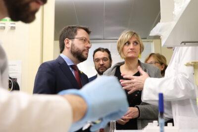 La Generalitat  destinarà 51,1 milions d'euros en quatre anys a la recerca de l'excel·lència, l'atracció de talent i la transferència de coneixement