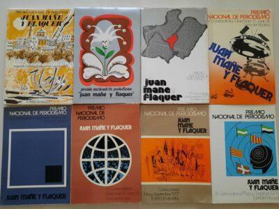 Uns premis Mañé i Flaquer amb Perucho, Luján, Pernau, Faulí… (1970-1978)