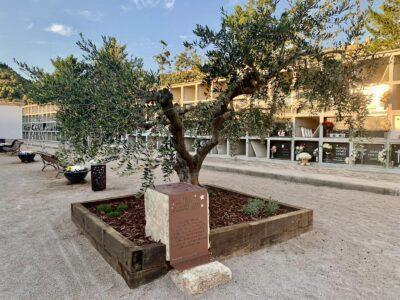 Roda de Berà compta amb un espai per recordar els infants no nascuts