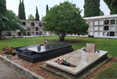 El cementiri municipal d'Altafulla estarà obert amb horari especial per Tots Sants i amb mesures per la Covid-19