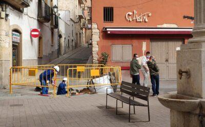 La mobilitat a Torredembarra es complica aquests propers dies per diferents obres