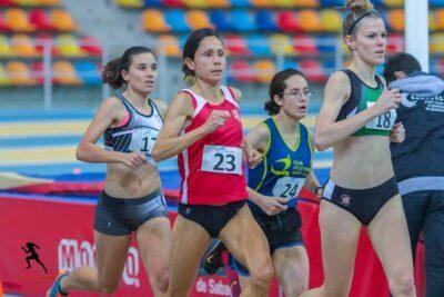 Marta Camps bat el rècord de Catalunya dels 3.000 metres lliures